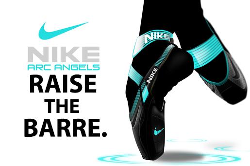 Nike - RaiseTheBarre